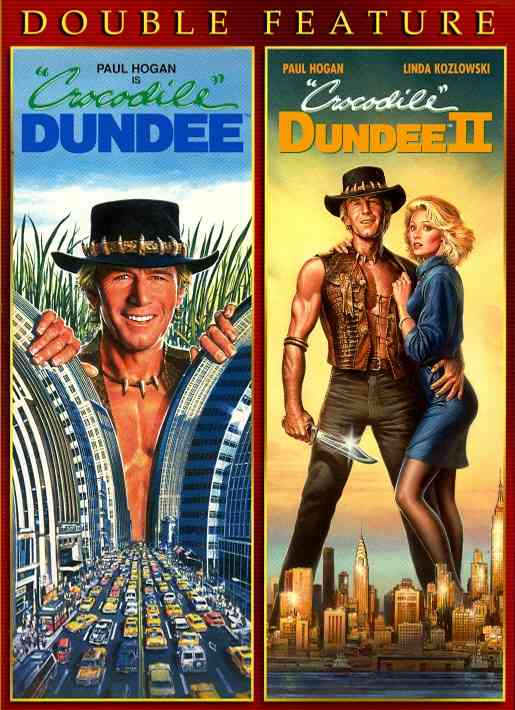 CROCODILE DUNDEE/CROCODILE DUNDEE II BY HOGAN,PAUL (DVD)