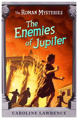 The Enemies of Jupiter By Lawrence, Caroline